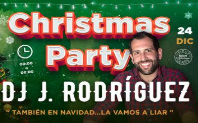 CHRISTMAS PARTY – 24 DE DICIEMBRE