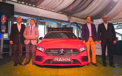 El Grupo Rahn presenta el nuevo Mercedes Clase A en la Terraza Isla de Mar