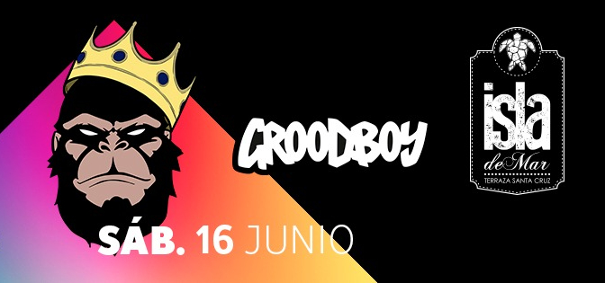 DJ GroodBoy Isla de Mar