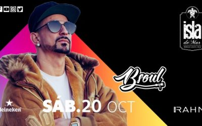 El DJ tinerfeño Bsoul vuelve a Terraza Isla de Mar