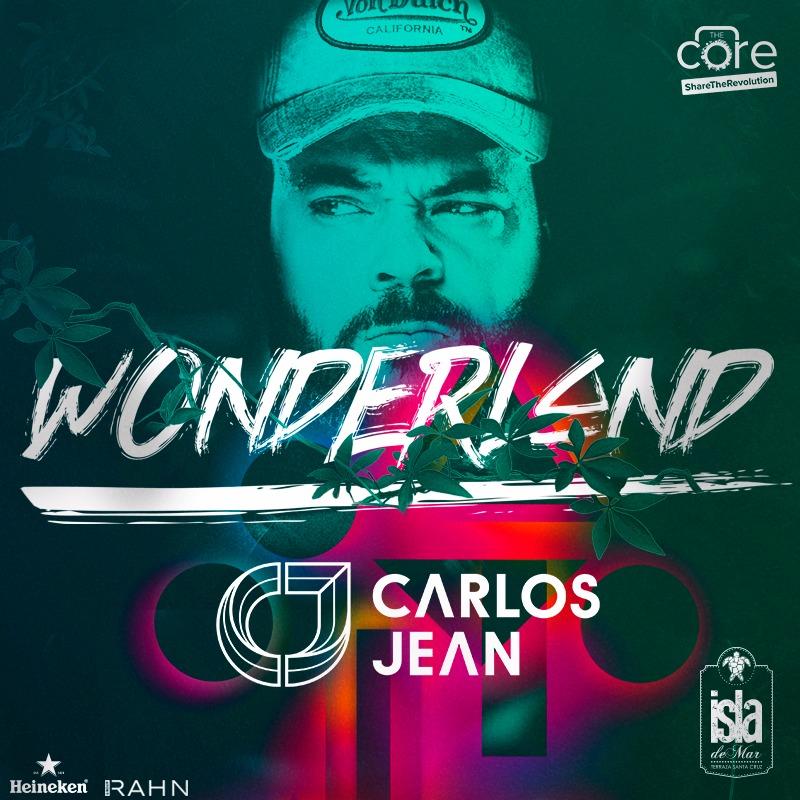 carlos jean terraza isla de mar wonderland