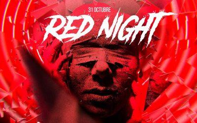 """El perreo más terrorífico llega a Isla de Mar este Halloween con """"Red Night"""" ¡Apúntate en la lista!"""