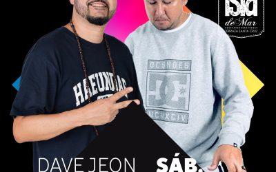 Dave Jeon y Jim B. llegan por primera vez a Terraza Isla de Mar