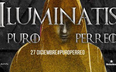 Este jueves 27 de diciembre vuelven Los Iluminatis del Reggaetón a Isla de Mar
