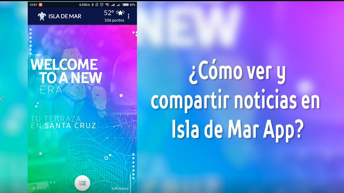 isla de mar app
