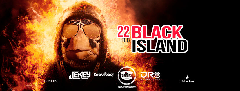 la lista black island