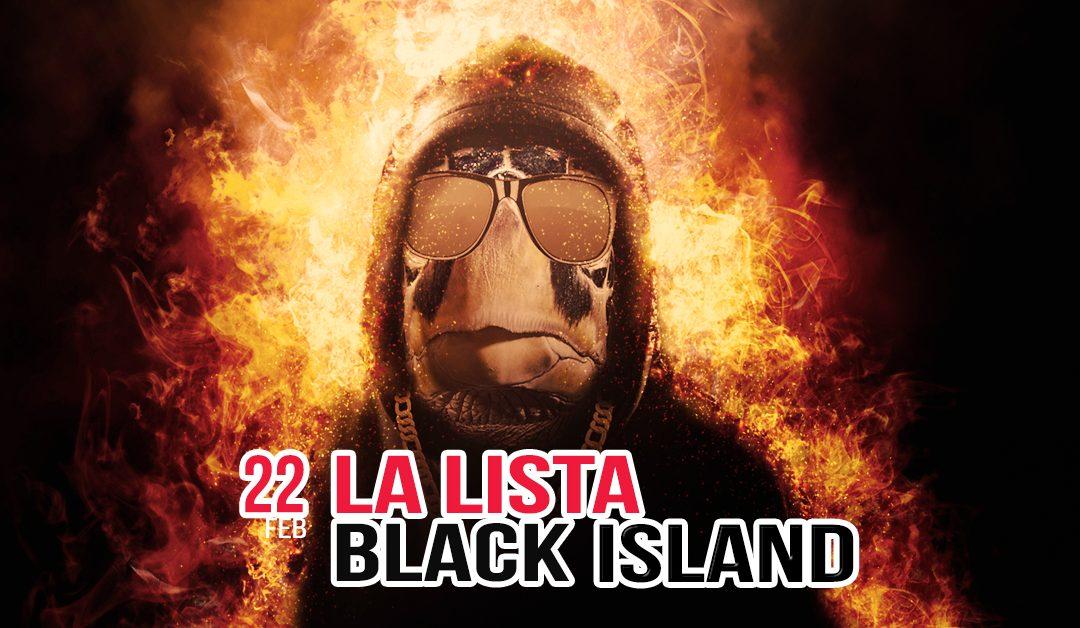 Black Island aterriza en Terraza Isla de Mar con lo mejor de la música negra