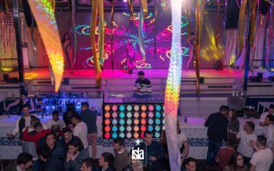 Viernes | 8 FEB 2019 | Terraza Isla de Mar