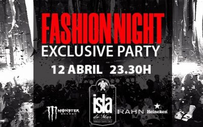 Llega Fashion Night, exclusive party by Terraza Isla de Mar