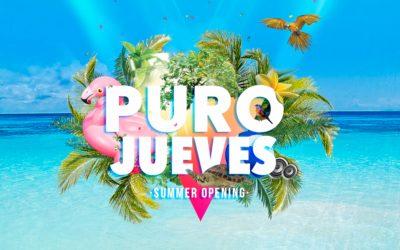 Puro Jueves: Gran Opening de verano en Terraza Isla de Mar
