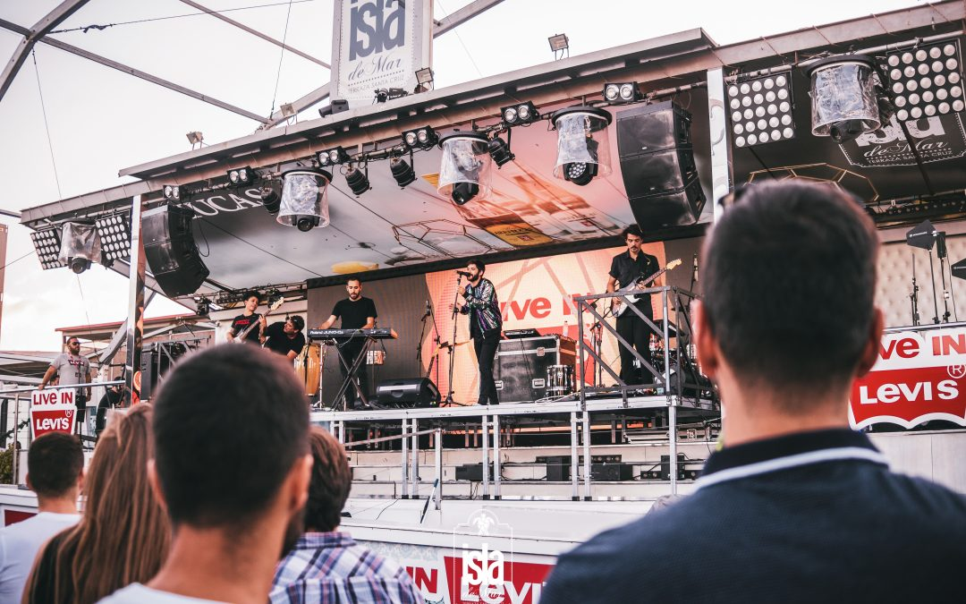 Live in Summer Festival | 6 JUL 2019 | Terraza Isla de Mar