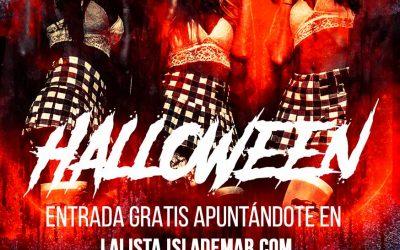 ❗❗ Llega 🎃 #Halloween 🎃 a Terraza Isla de Mar 🐢 ❗❗