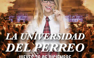 ¡Última clase de La Universidad del Perreo de Terraza Isla de Mar de 2019!
