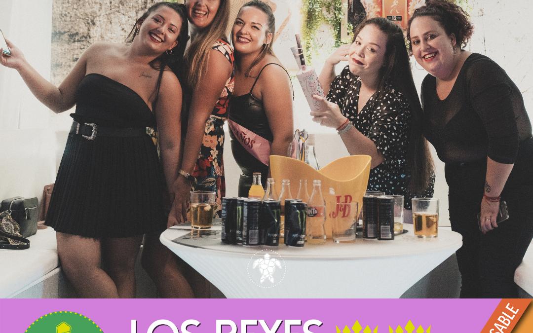 [EVENTO] Los Reyes del Reggaetón | SÁB 28 Nov 2020 | Terraza Isla de Mar