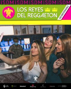 Sábado 14 de Noviembre Los Reyes del Reggaetón de Tenerife en Terraza Isla de Mar