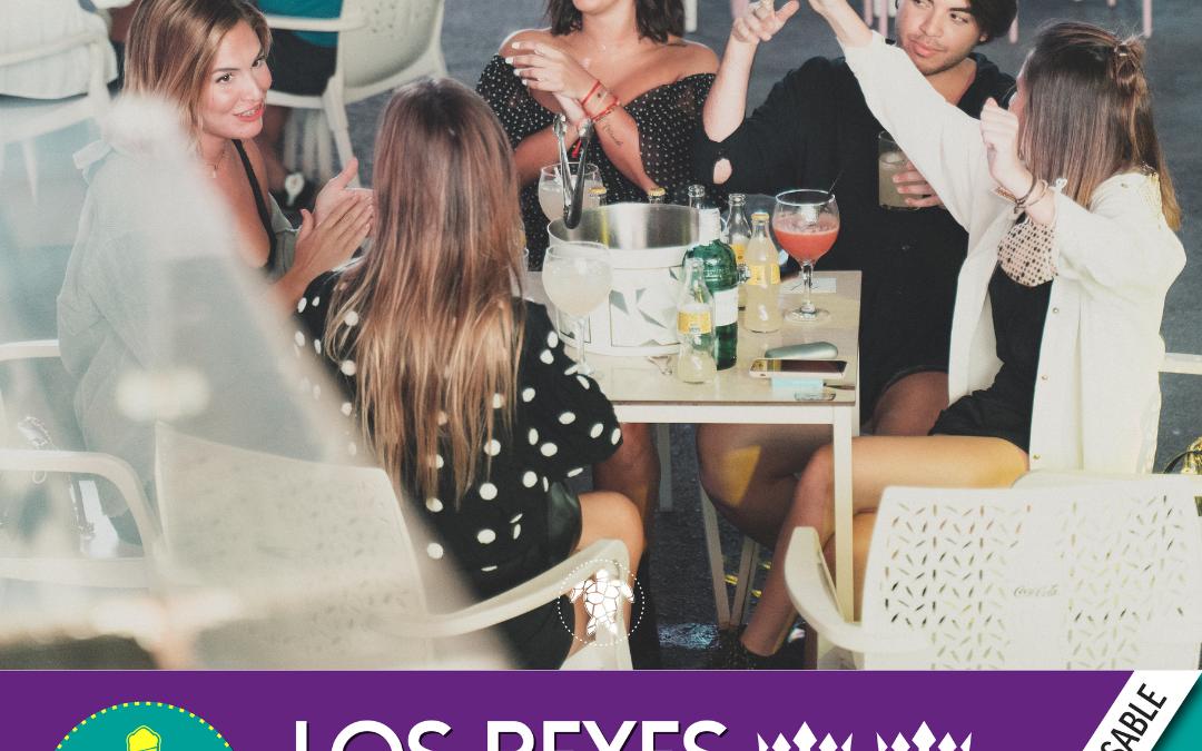 [EVENTO] Reyes del Reggaetón | SÁB 21 NOV | Terraza Isla de Mar