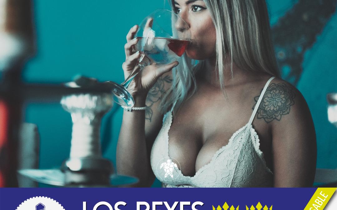 [EVENTO] Los Reyes del Reggaetón | SÁB 5 DIC | Terraza Isla de Mar